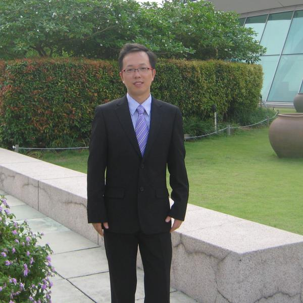 Photo of Quan Bing Eric Li